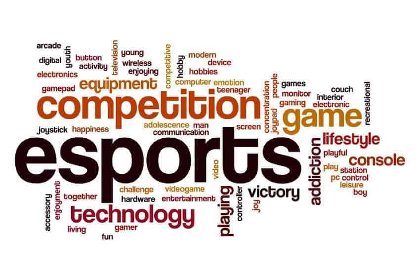 Esports And Legal - Games Podcats -