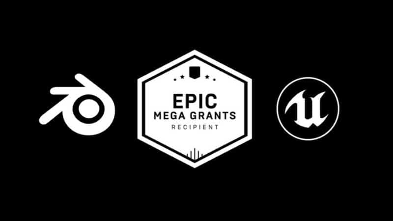 Epic Mega Grants by Epic Games - Game Podcast - Games Podcasts - Video Game Podcast -