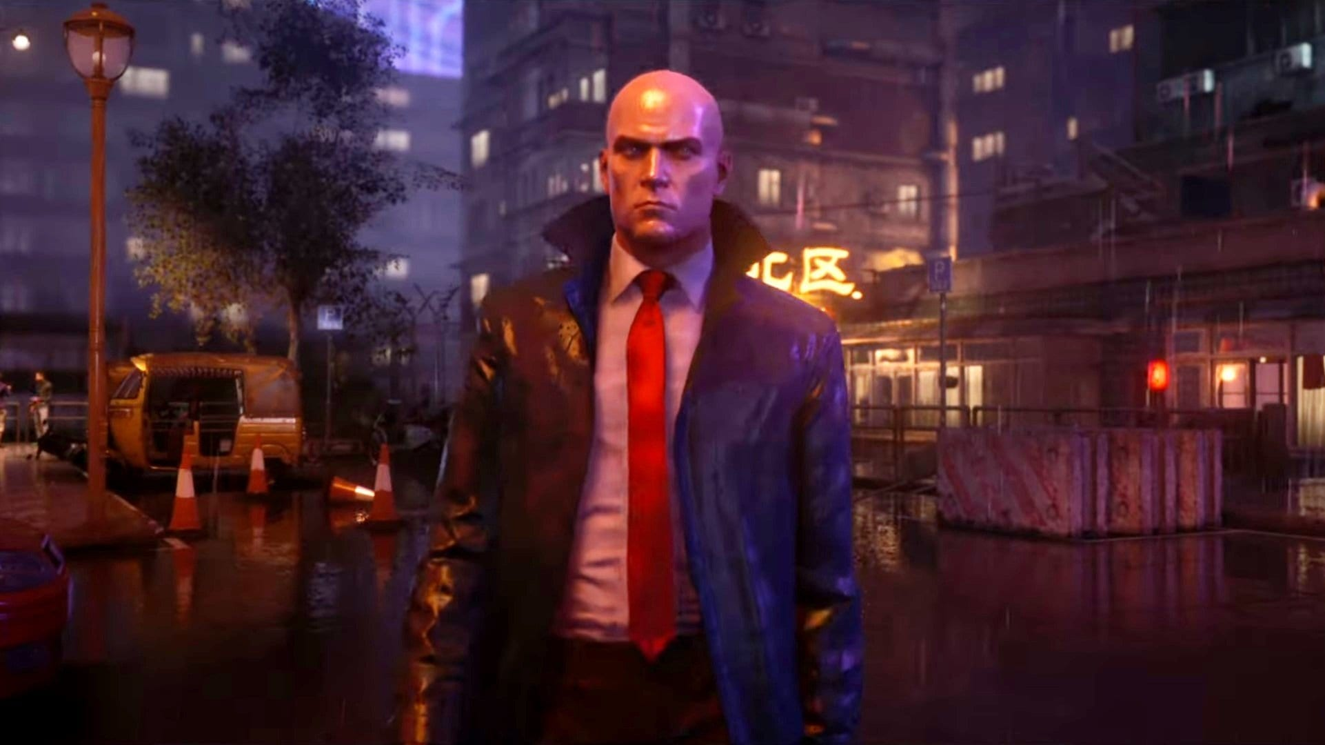 Hitman 3 is going Playstation VR - Video Game Podcast -