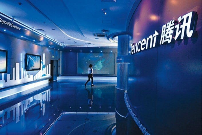 Tencent Holding is merging two chinese streaming giants - Game Podcast - Games Podcast -